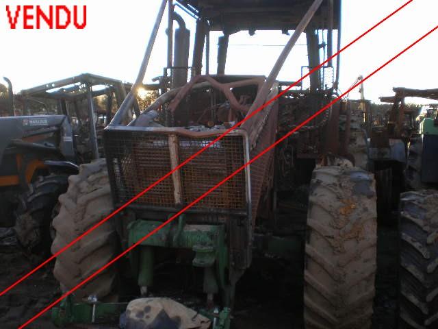 FERT DEMOLITION PIECES AGRICOLE - Valréas Tracteur John ...