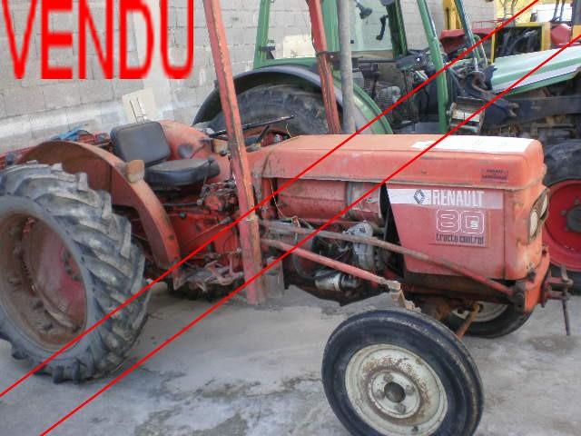 John Howard Nissan >> FERT DEMOLITION PIECES AGRICOLE - Valréas Tracteur Renault ...